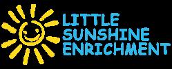 Little Sunshine Enrichment Logo